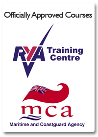 RYA & MCA Approved Courses