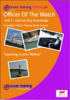 MCA Officer of the Watch (Yachts under 3,000 gt) - General Ship Knowledge GSK Blended Learning Course