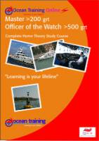 MCA Master 200 / Officer of the Watch 500 Distance Learning Exam Preparation Course